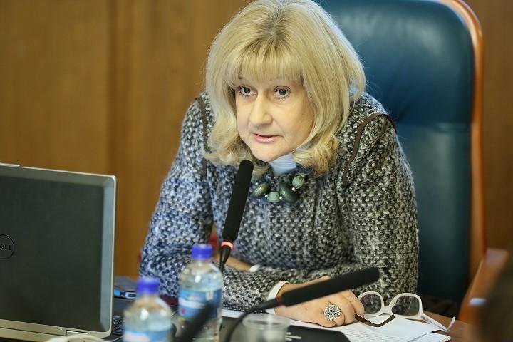 Круглый стол по изменениям в Федеральном законе Об обязательном  Заведующий отделом диссертаций РГБ