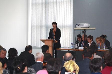 Участие в ой Международной конференции central asia и  Конференция